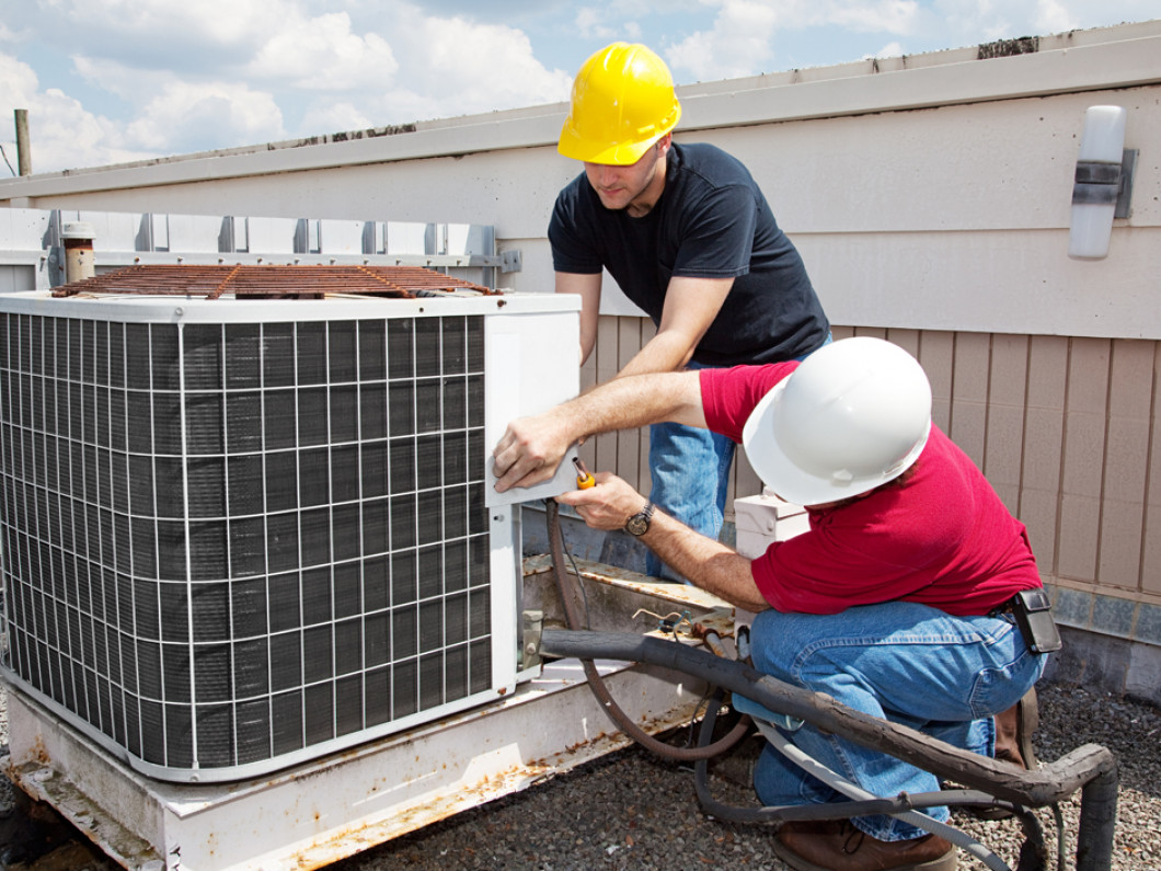 When Your HVAC Goes Out, Give Us a Shout!
